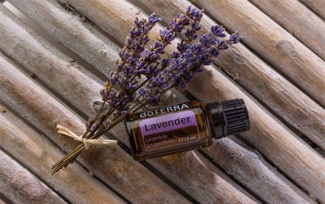 lavender-oil-plus-material-wood